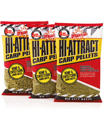 Hemp and Sweetcorn 6mm pellets