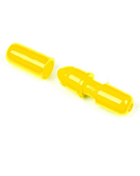 S/S MICRO CONNECTOR - YELLOW (10)
