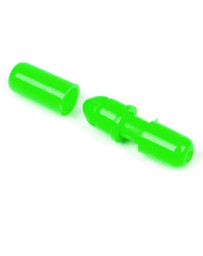 S/S MICRO CONNECTOR - GREEN (10)