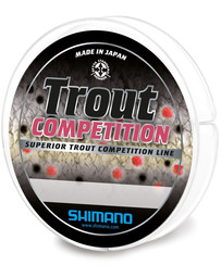 Shimano Trout Competition Line