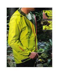GORE-TEX Basic Jacket Lime Yellow