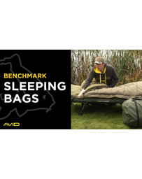 AVID CARP BENCHMARK SLEEPING BAG - XL (1) BO