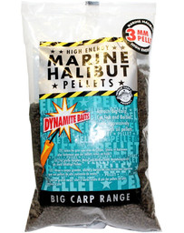 Marine Halibut Pellets 3mm