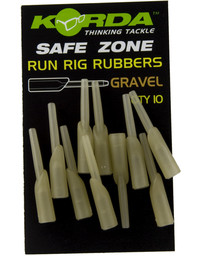 Korda Run Rig Rubber Gravel