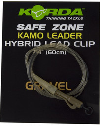 Korda Kamo Leaders Hybrid Lead Clip Gravel