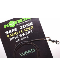Korda Kamo Leader Ring Swivel Weedy Green