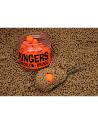 Ringers Wafters chocolate orange 10mm