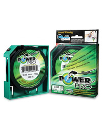 Power Pro Moss Green 135m 0,6 tm 0,23mm