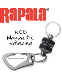 Rapala RCD Magnetic Release
