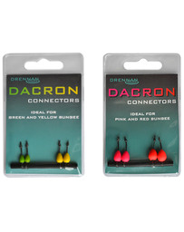 Dacron Connectors,Red