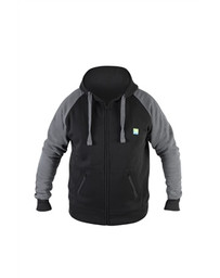Preston Black Celsius Zip Hoodie