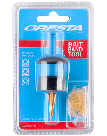 CRESTA BAIT BAND TOOL (INCL.BANDS)
