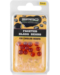Spro GLASS BEADS 8mm Assort 10St.