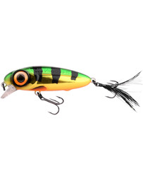 Spro Iris Unterdog Hardlure Perch 7cm