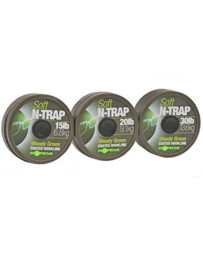 Korda N-Trap Soft 15lb Weedy Green